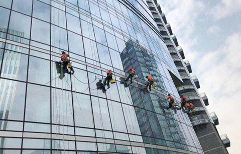 上海商务楼专业保洁