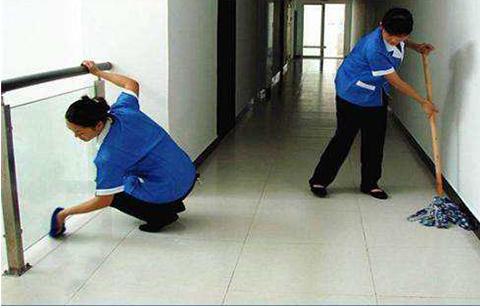室内保洁服务