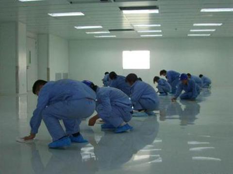 上海室内保洁服务