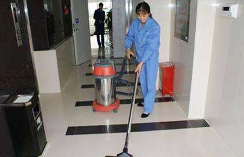 专业商务楼保洁