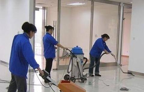 上海商务楼保洁服务