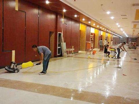 上海酒店保洁
