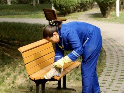 上海保洁服务公司