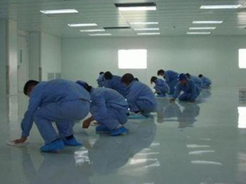 专业工厂保洁公司