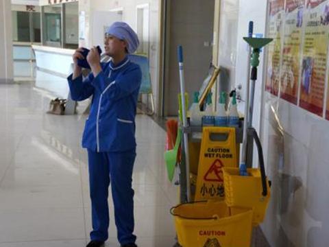 医院保洁公司