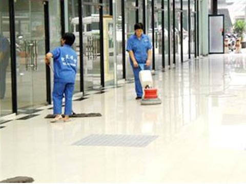 商场保洁公司